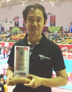 chuang trophy
